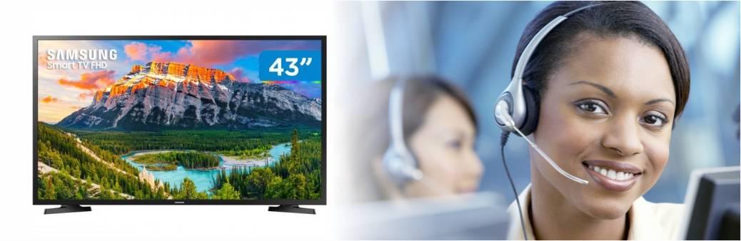 telefone Assistência técnica Samsung TV