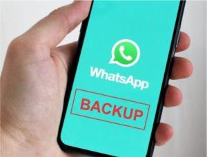 restaurar conversas whatsapp
