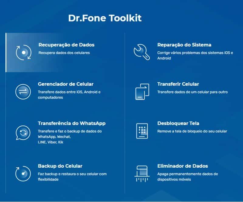 dr fone app